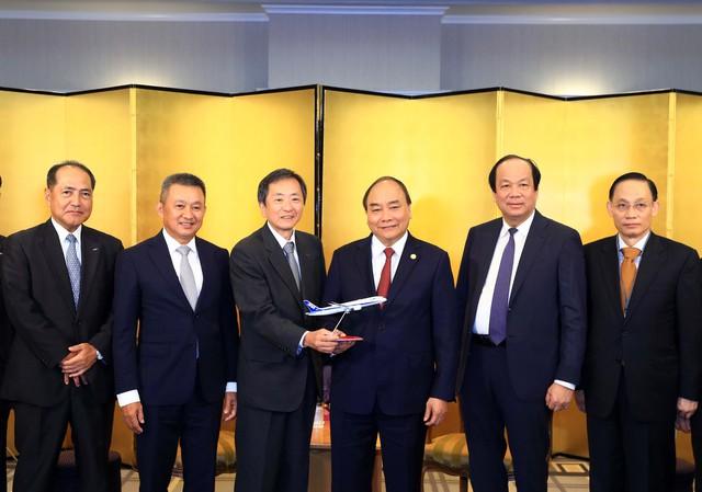 ANA Holdings sẽ mở rộng hoạt động hợp tác với Vietnam Airlines - Ảnh 2.