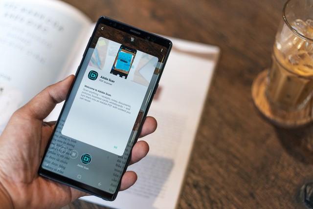 Dùng smartphone làm máy scan tài liệu sang file PDF dễ dàng, dân văn phòng ai cũng thích - Ảnh 1.