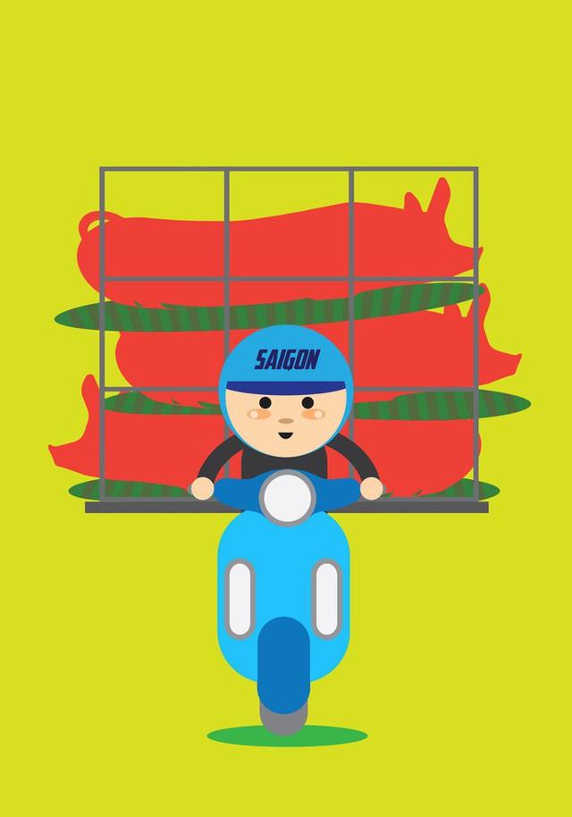 Hoá ra trong mắt bạn bè quốc tế, giao thông Việt Nam lại thú vị và hài hước đến vậy - Ảnh 11.