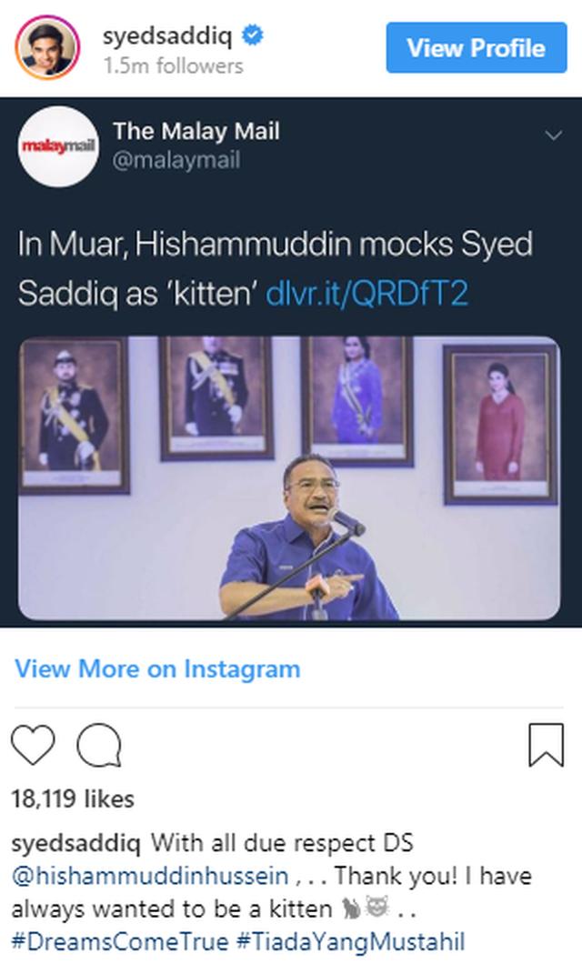 Chân dung bộ trưởng trẻ nhất châu Á: đẹp trai, mê mèo, thích Instagram và cũng phản ứng gắt trên mạng xã hội như ai - Ảnh 3.
