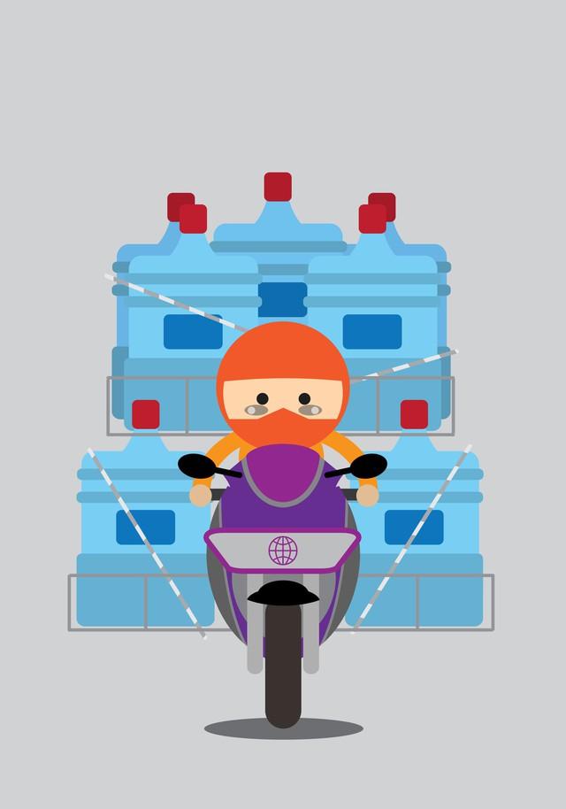 Hoá ra trong mắt bạn bè quốc tế, giao thông Việt Nam lại thú vị và hài hước đến vậy - Ảnh 7.