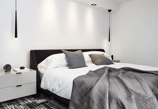 Sáng tạo thiết kế đèn LED khiến căn nhà thêm sang trọng - Ảnh 8.