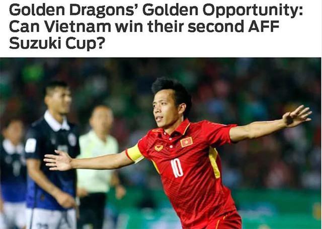 Báo châu Á: Việt Nam có cơ hội vàng để vô địch AFF Cup, nhưng ai sẽ là thủ lĩnh? - Ảnh 1.