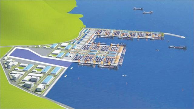 Đà Nẵng xin bố trí 500 tỉ đồng sớm khởi công cảng Liên Chiểu - Ảnh 1.
