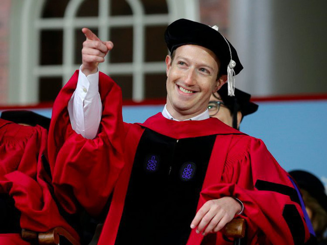 Sự thật mất lòng đằng sau việc bỏ học để giàu như Bill Gates và Mark Zuckerberg ít người nhận ra được - Ảnh 2.