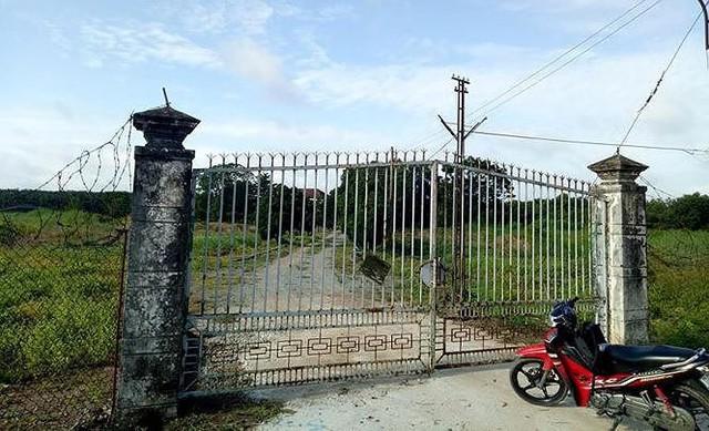 Đề xuất thu hồi gần 20ha đất và villa của cựu Bí thư thị xã Bến Cát - Ảnh 2.