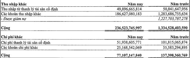 Vinalines (MVN) lỗ tiếp 174 tỷ đồng, nâng tổng lỗ lũy kế đến hết quý 3 lên trên 3.400 tỷ đồng - Ảnh 3.