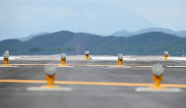 Cận cảnh sân bay tư nhân đầu tiên siêu hiện đại sắp khai thác - Ảnh 12.