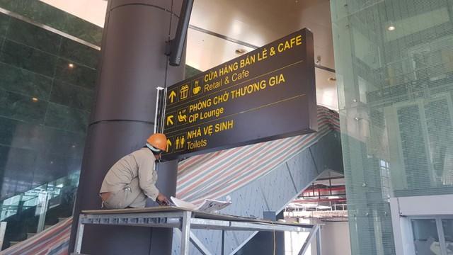 Cận cảnh sân bay tư nhân đầu tiên siêu hiện đại sắp khai thác - Ảnh 3.
