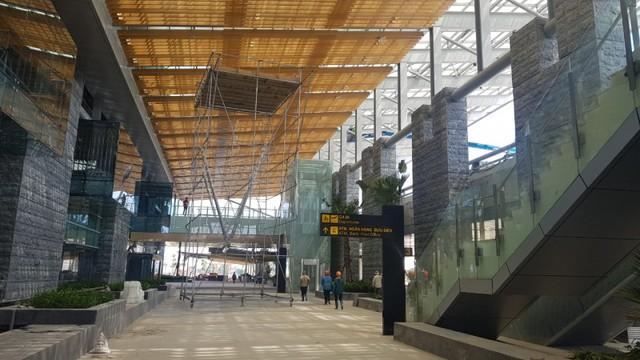 Cận cảnh sân bay tư nhân đầu tiên siêu hiện đại sắp khai thác - Ảnh 6.
