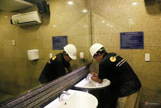 Người Sài Gòn nói về thực trạng nhà vệ sinh và hy vọng bước chuyển mới sau khi Hiệp hội Nhà vệ sinh thành lập - Ảnh 10.