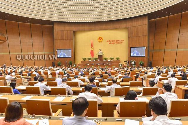 Chiều nay Quốc hội biểu quyết thông qua CPTPP - Ảnh 1.