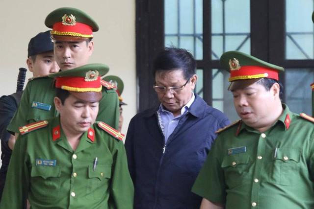 Cựu tướng Phan Văn Vĩnh từ chối quyền công bố bản án lên mạng - Ảnh 1.