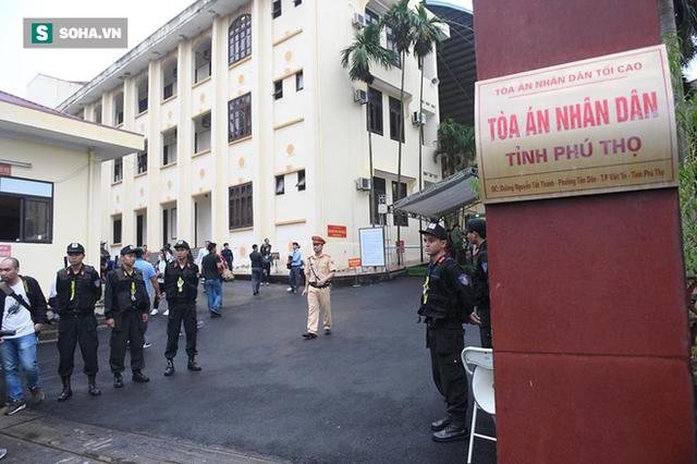 Cựu tướng Phan Văn Vĩnh từ chối quyền công bố bản án lên mạng - Ảnh 12.