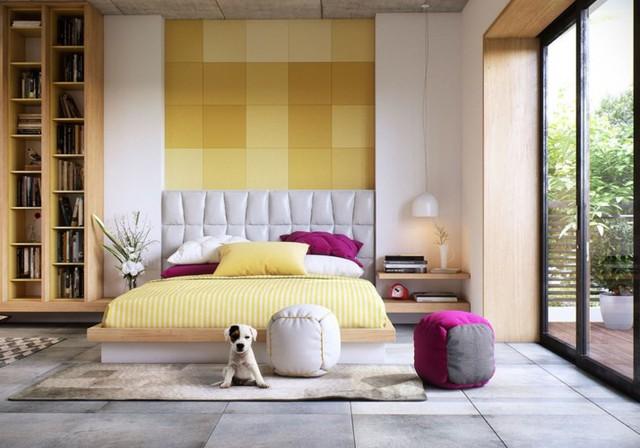 Mẫu phòng ngủ sáng tạo dành cho thanh thiếu niên - Ảnh 15.