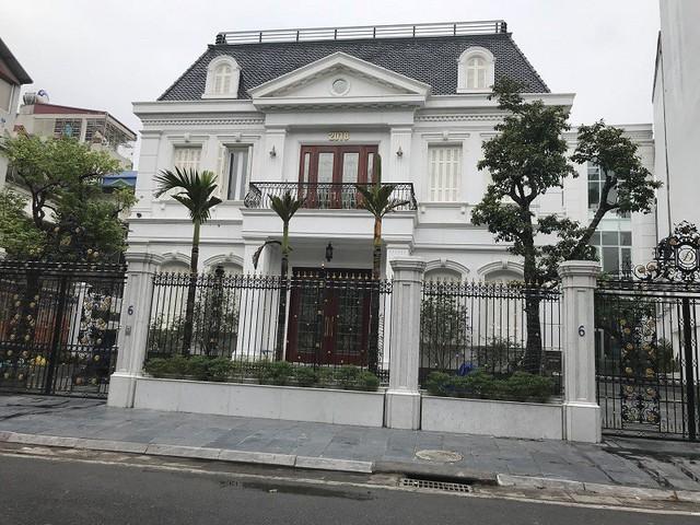 Chọn mua lại những biệt thự Pháp cổ - Xu hướng mới của giới siêu giàu Hà Nội - Ảnh 3.