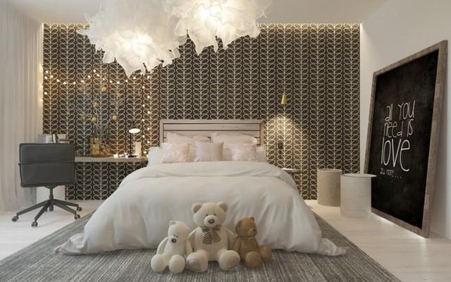Mẫu phòng ngủ sáng tạo dành cho thanh thiếu niên - Ảnh 3.