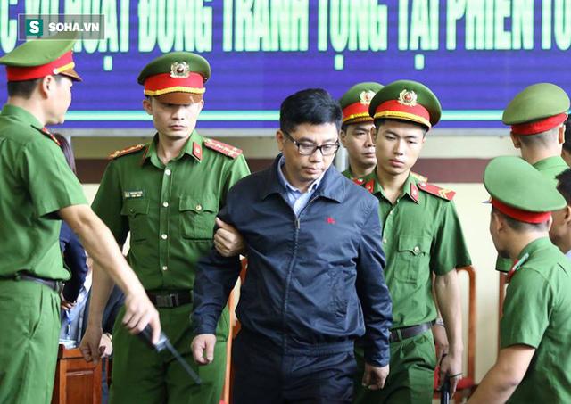Cựu tướng Phan Văn Vĩnh từ chối quyền công bố bản án lên mạng - Ảnh 7.