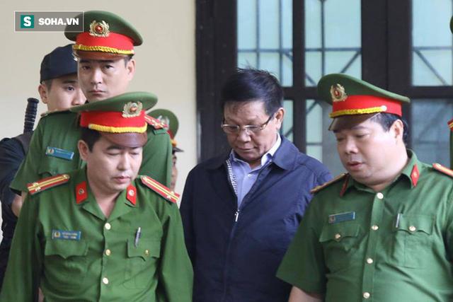 Cựu tướng Phan Văn Vĩnh từ chối quyền công bố bản án lên mạng - Ảnh 9.