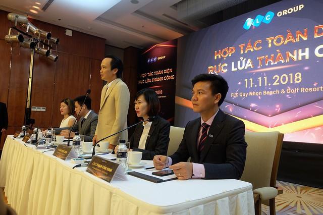 Tập đoàn FLC tổ chức tọa đàm chia sẻ tầm nhìn, đối thoại cùng đại lý - Ảnh 3.