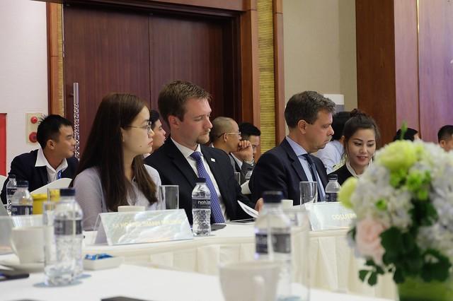 Tập đoàn FLC tổ chức tọa đàm chia sẻ tầm nhìn, đối thoại cùng đại lý - Ảnh 6.