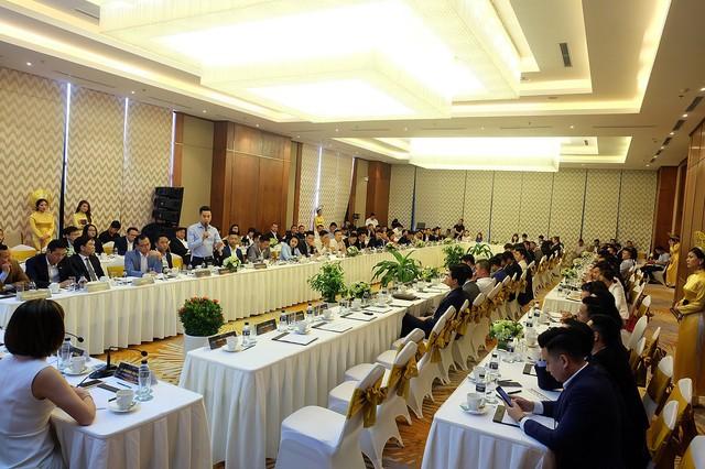 Tập đoàn FLC tổ chức tọa đàm chia sẻ tầm nhìn, đối thoại cùng đại lý - Ảnh 7.