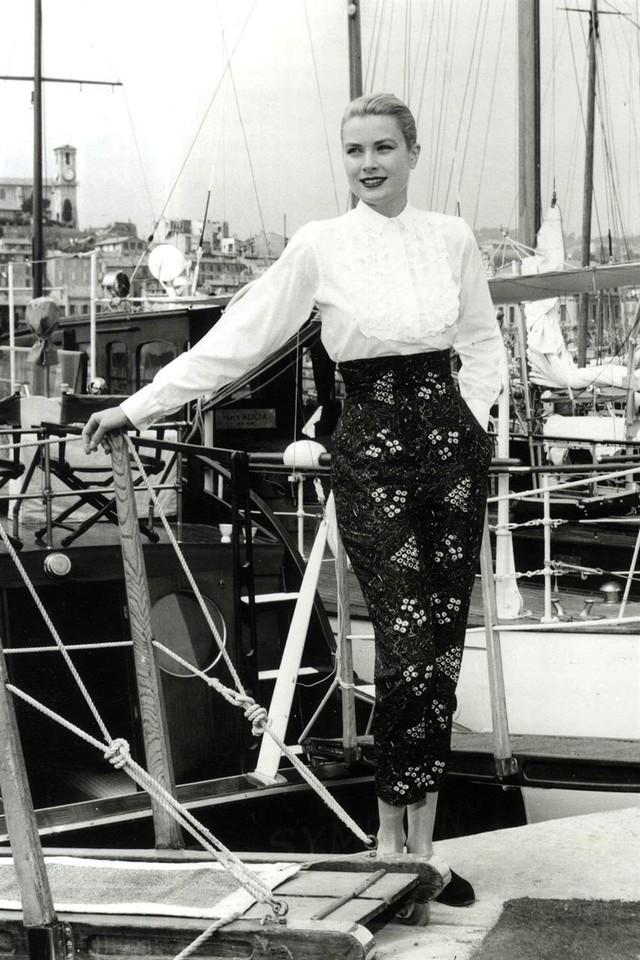 """Grace Kelly – vị Công nương từ nhan sắc đến phong cách thời trang đều gói gọn trong 2 chữ """"hoàn hảo"""" - Ảnh 15."""