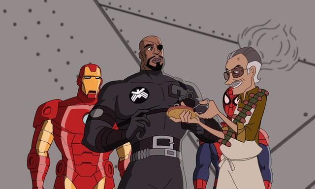 Những cột mốc đáng nhớ trong sự nghiệp của Stan Lee - người tạo ra những siêu anh hùng - Ảnh 14.