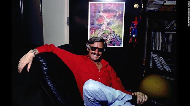 Những cột mốc đáng nhớ trong sự nghiệp của Stan Lee - người tạo ra những siêu anh hùng - Ảnh 6.