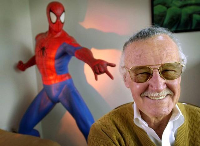 Những cột mốc đáng nhớ trong sự nghiệp của Stan Lee - người tạo ra những siêu anh hùng - Ảnh 9.