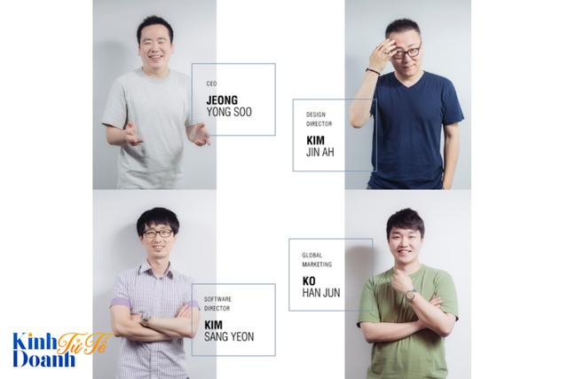 Triết lý đặt niềm tin vào con người giúp một dự án C-lab của Samsung trở thành startup thành công rực rỡ - Ảnh 1.