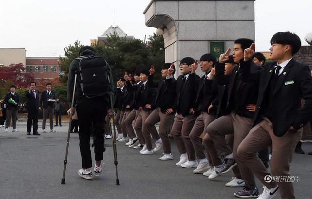 Có thể bạn chưa biết: Tiếng Việt là môn Ngoại ngữ thứ hai trong kỳ thi Đại học khốc liệt hàng đầu thế giới ở Hàn Quốc - Ảnh 2.