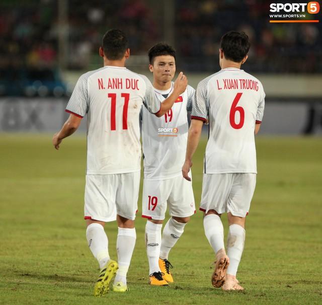 Tiền vệ Quang Hải hứa với người hâm mộ sẽ chiến đấu hết mình - Ảnh 2.