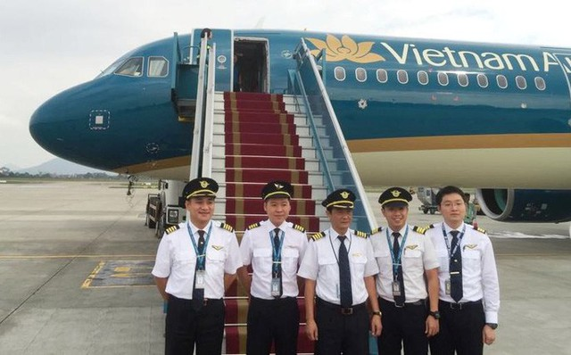 Cận cảnh nghi thức phun nước đón máy bay thế hệ mới Airbus A321neo - Ảnh 5.