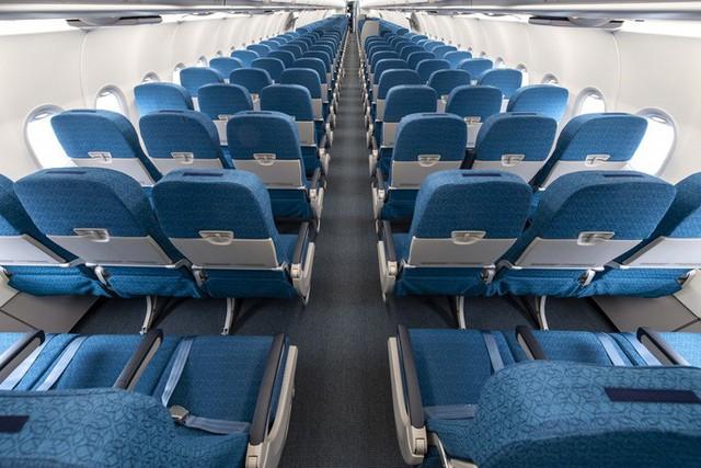 Cận cảnh nghi thức phun nước đón máy bay thế hệ mới Airbus A321neo - Ảnh 10.