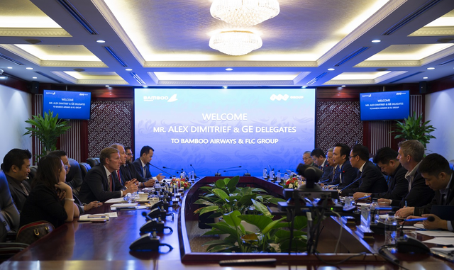 GECAS tiết lộ sắp bàn giao tàu mới 100% cho Bamboo Airways - Ảnh 1.