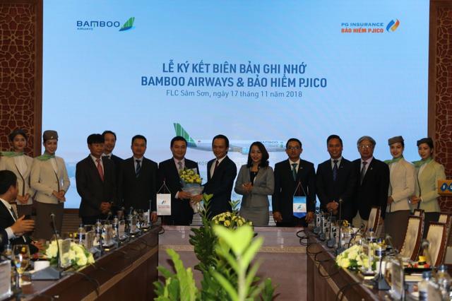 Petrolimex cam kết hỗ trợ, đồng hành cùng Bamboo Airways, tiến tới hợp tác toàn diện với Tập đoàn FLC - Ảnh 3.