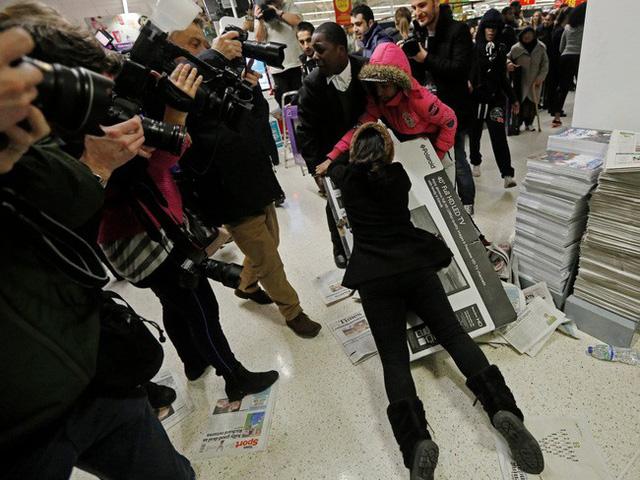 Ngày hội mua sắm Black Friday trên thế giới diễn ra như thế nào? - Ảnh 10.