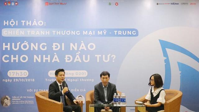 Trong dài hạn, Việt Nam có hưởng lợi từ chiến tranh thương mại Mỹ - Trung? - Ảnh 1.