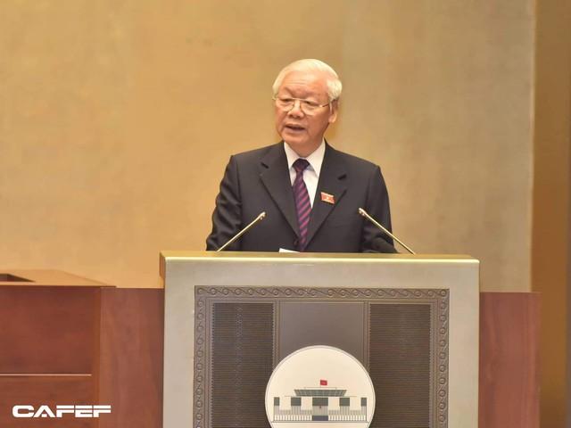 Chủ tịch nước Nguyễn Phú Trọng: Tham gia Hiệp định CPTPP giúp Việt Nam củng cố vị thế, thực hiện đường lối đối ngoại độc lập, tự chủ - Ảnh 1.