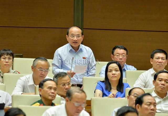 ĐBQH Nguyễn Thanh Hiền: Hạn chế dùng tiền mặt góp phần ngăn ngừa tham nhũng  - Ảnh 1.