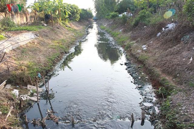 """Trạm xử lý nước thải ở Hà Nội """"đắp chiếu"""" sau 10 năm xây dựng - Ảnh 14."""