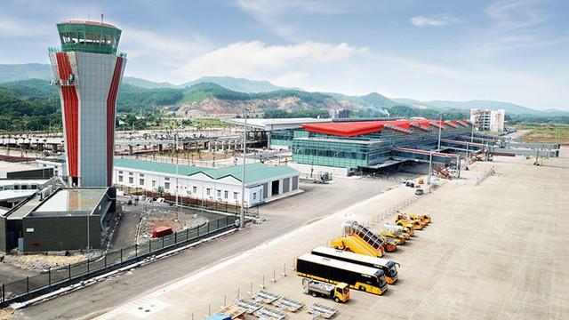 Sân bay quốc tế Vân Đồn hối hả trước ngày cán đích - Ảnh 2.