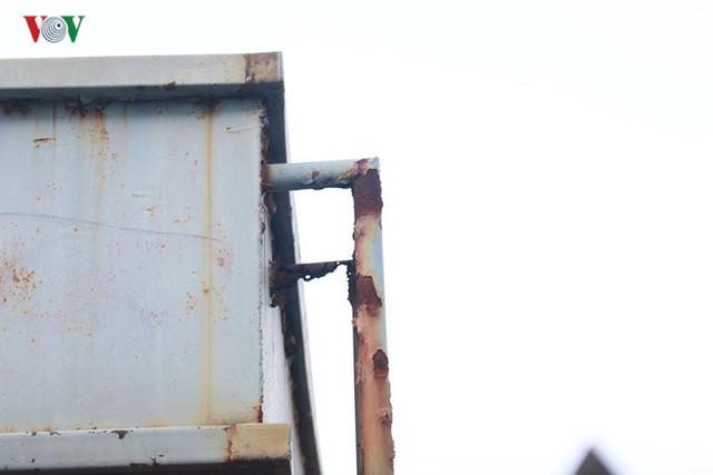 """Trạm xử lý nước thải ở Hà Nội """"đắp chiếu"""" sau 10 năm xây dựng - Ảnh 5."""