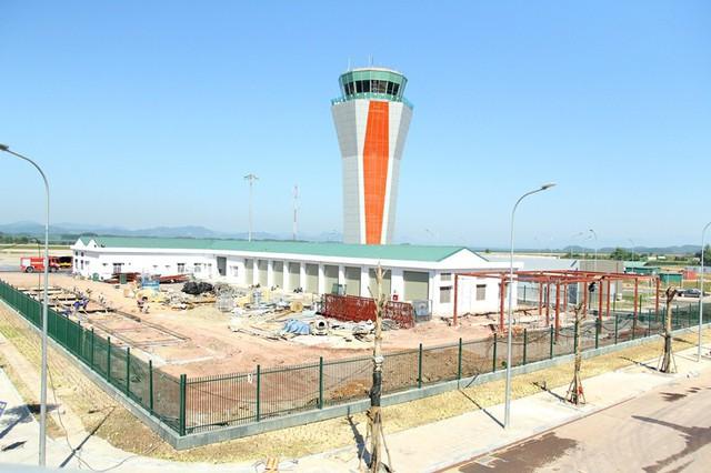 Sân bay quốc tế Vân Đồn hối hả trước ngày cán đích - Ảnh 5.