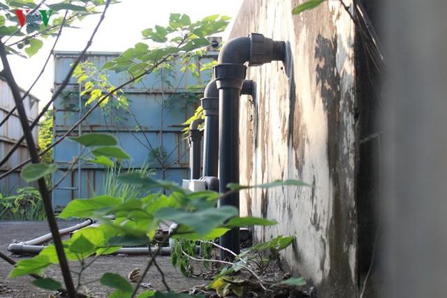 """Trạm xử lý nước thải ở Hà Nội """"đắp chiếu"""" sau 10 năm xây dựng - Ảnh 7."""