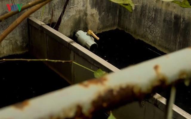 """Trạm xử lý nước thải ở Hà Nội """"đắp chiếu"""" sau 10 năm xây dựng - Ảnh 8."""