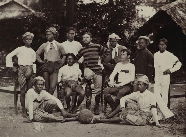 Bóng đá Myanmar và nửa thế kỷ tuyệt vọng tìm lại ngai vàng - Ảnh 1.