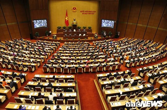Bộ Công an có tối đa 6 Thượng tướng, 35 Trung tướng, 157 Thiếu tướng - Ảnh 1.
