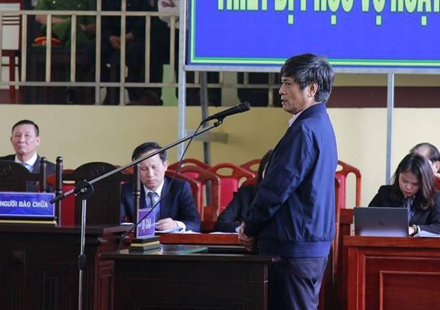 Nguyên cục trưởng C50 đối chất gay gắt với Nguyễn Văn Dương   - Ảnh 1.